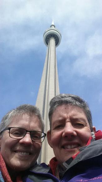 Selfie CN Tower