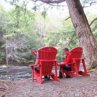 Mills Falls, Kejimkujik Park