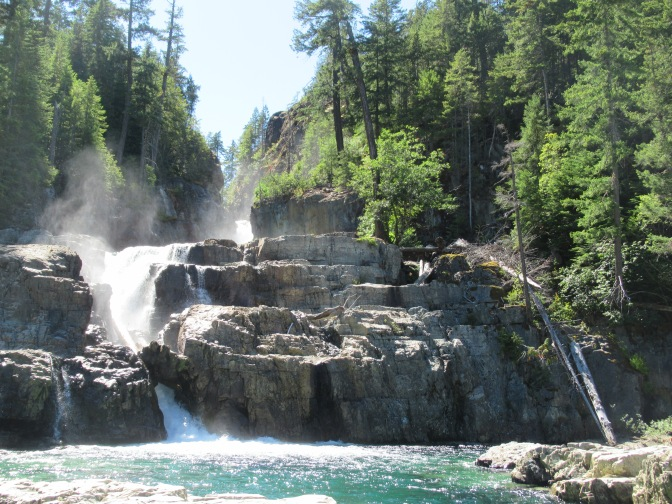 Lower Myra Falls