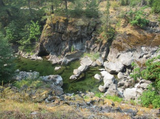 Canyon Sooke River