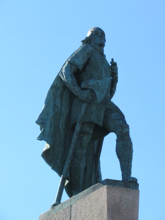 Leif Erikson in Reykjavik